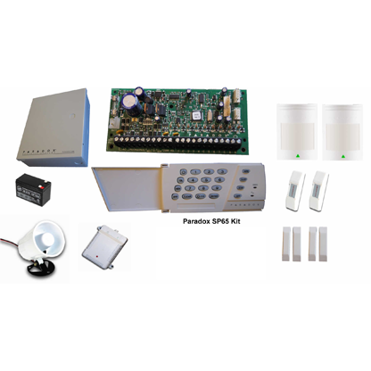 paradox sp65 alarm kit alarmkits Paradox Alarm System Manual Paradox Alarm System Malaysia